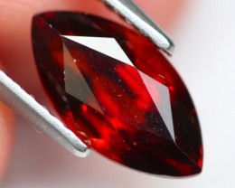 Spessertite 2.54Ct Natural Red Garnet AF0103