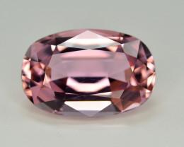 Top Color 8.45 Ct Natural Pink Tourmaline. TA