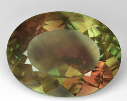 19.30 CT GCI CERT SUNSTONE OREGON RARE QUALITY GEMSTONE