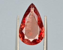 Top Color 4.00 ct Spinel Untreated/Unheated~Burma ~ A