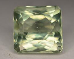 15.40 Ct Green Spodumene Gemstone From Afghanistan~ G AQ