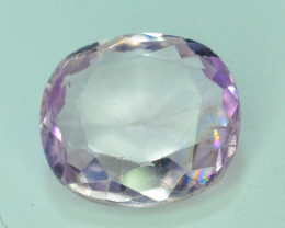 6.05 ct Natural Light Pink Colar Kunzite from Afghanistan