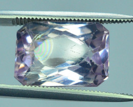 7.10 ct Natural Light Pink Colar Kunzite from Afghanistan