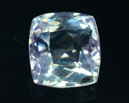 3.95 ct Natural Light Pink Colar Kunzite from Afghanistan