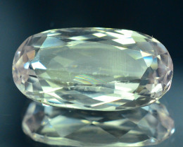 6.65 ct Untreated Colar Kunzite from Afghanistan