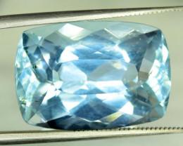 20.75 cts Natural Aquamarine Gemstone
