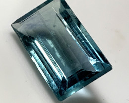 8.60ct Craggy Teal Green Fluorite  No Reserve auction