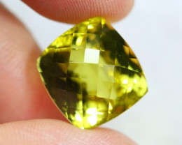 18.78cts Natural Yellow Top Colour Citrine / FA281