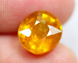 8.11cts Natural Yellow Colour Sapphire / FA295