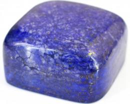 Genuine 645.00 Cts Blue Lapis Lazuli Cabochon