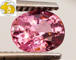 Cert. Unheated 1.56 CT Pink Mahenge Spinel $750 FREE Shipping!