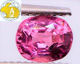 Cert. Unheated  1.24 CT Purple-Pink Mahenge Spinel $450 FREE SHIPPING!