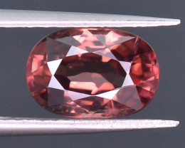 3.55 ct Natural Zircon Untreated Cambodia AD