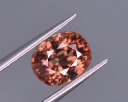 2.65 ct Natural Zircon Untreated Cambodia AD