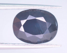 4.00 ct Natural Untreated Blue Color Sapphire AD