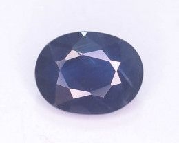 1.55 ct Natural Untreated Blue Color Sapphire AD