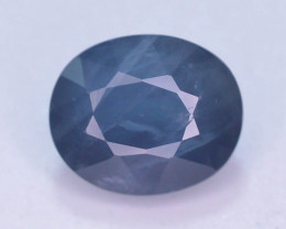 2.75 ct Natural Untreated Blue Color Sapphire AD