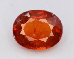 3.15 ct Natural Fanta Orange Color Spessartite Garnet AD
