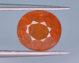 3.10 ct Natural Fanta Orange Color Spessartite Garnet AD