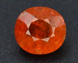 3.10 ct Natural Fanta Orange Color Spessartite Garnet AD