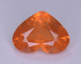 4.70ct Natural Fanta Orange Color Spessartite Garnet AD
