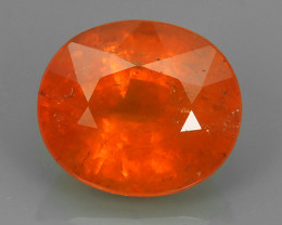 3.20 CTS MARVELOUS RARE NATURAL TOP FANTA-SPESSARITE T DAZZLING  NR