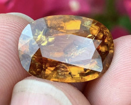 12 Carats full fire  Sphene  Gemstones