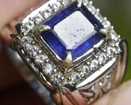 51.60 CT Natural Blue Sapphire Gemstone Jewelry