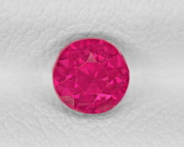 Ruby, 0.94ct - Mined in Burma | Certified by IGI