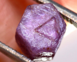 5.02 -CTS RUBY ROUGH AFRICA  CRYSTAL UNTREATED   RG-4187