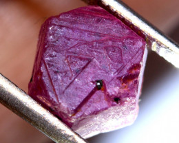4.83-CTS RUBY ROUGH AFRICA  CRYSTAL UNTREATED   RG-4188