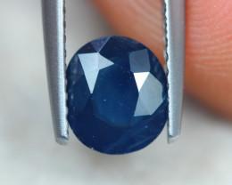 1.20Ct Blue Sapphire Oval Cut Lot B921