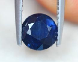 1.67Ct Blue Sapphire Round Cut Lot B926