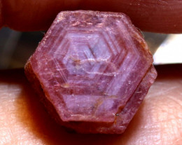 5.15 -CTS RUBY ROUGH AFRICA  CRYSTAL UNTREATED   RG-4207