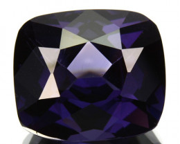 5.57 Cts BEAUTIFUL NATURAL BLUE SPINEL CUSHION SRILANKA