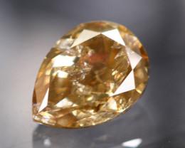 1.16Ct  Fancy Grey Color Natural Diamond BM116