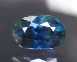Sapphire 1.64Ct Vivid Blue Sapphire Natural Color C0303