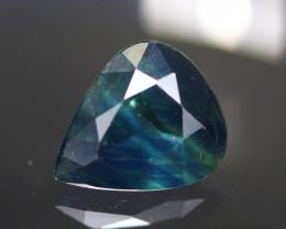 Sapphire 3.57Ct Parti Sapphire Natural Color C0311