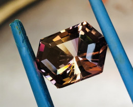 10.37CT AMETRINE - PURPLE-GOLD-BOLIVIEN-BEST QUALITY VVS