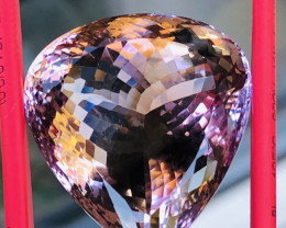 85.75CT AMETRINE - PURPLE-GOLD-BOLIVIEN-BEST QUALITY VVS