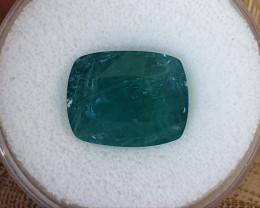 16,55ct Grandidierite - Indicolite blue!