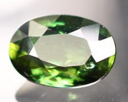 Parti 1.67Ct  Australian Parti Green Color Sapphire  DB02