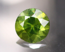 Parti 0.70Ct Australian Parti Green Sapphire DB09