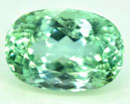 NR 13.70 cts Green Spodumene Gemstone