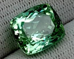 10.55CT GREEN SPODUMENE  BEST QUALITY GEMSTONE IIGC36