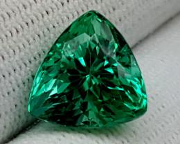 8CT GREEN SPODUMENE  BEST QUALITY GEMSTONE IIGC36