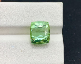 6.85 cts Natural Mint Green Tourmaline Gemstone