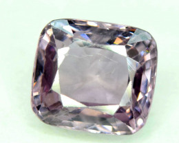 3.20 cts Purplish Grey Spinel Gemstone