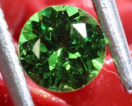 0.42 -CTS TSAVORITE GARNET FACETED   PG-2919