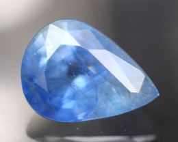 Sapphire 1.36Ct Natural Blue Sapphire A0501